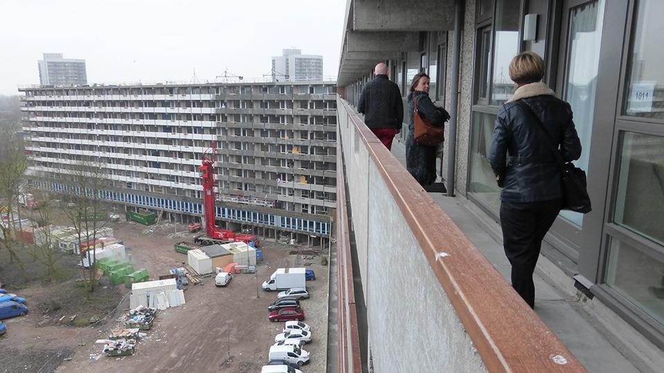 De Flat, Amsterdam - self-refurb opportunities