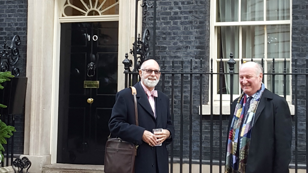Summit for Council Leaders at No.10 Downing Street